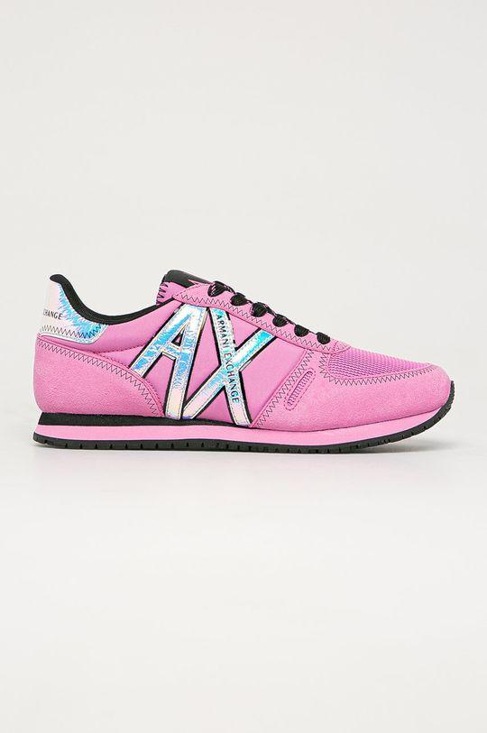 roz Armani Exchange - Pantofi De femei