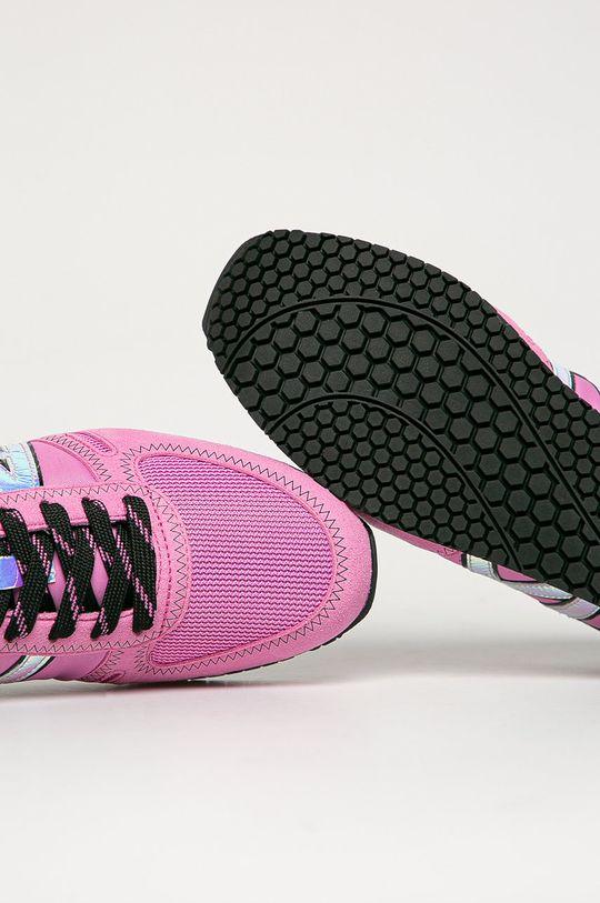 roz Armani Exchange - Pantofi