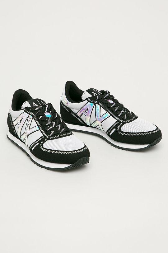 Armani Exchange - Pantofi negru