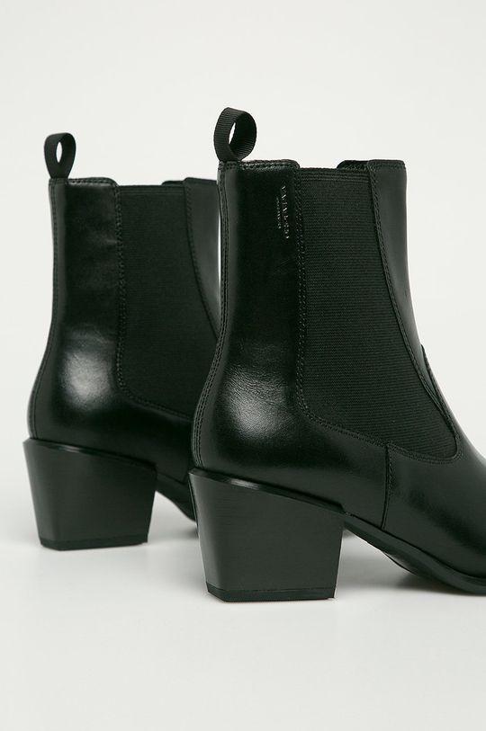 Vagabond - Kožené kotníkové boty Betsy  Svršek: Přírodní kůže Vnitřek: Textilní materiál, Přírodní kůže Podrážka: Umělá hmota
