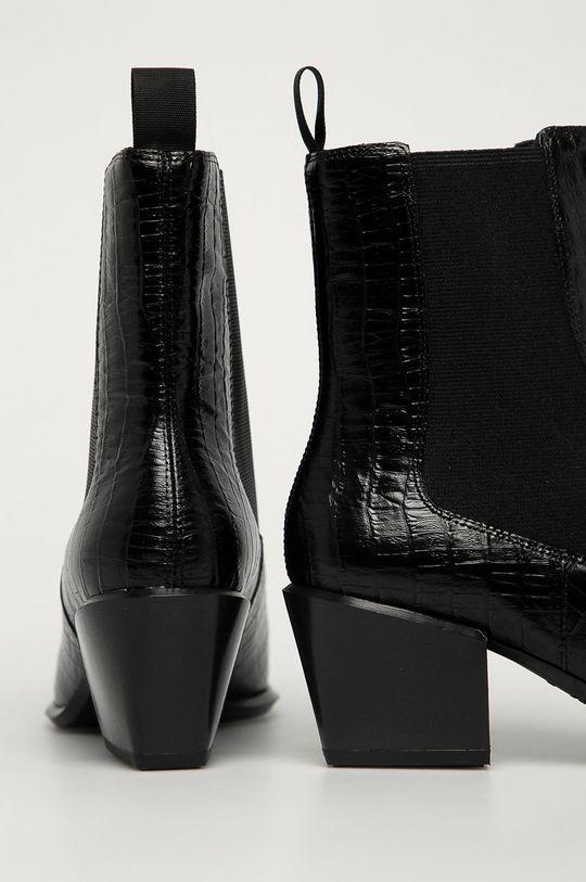 Vagabond - Kožené topánky Chelsea Betsy  Zvršok: Prírodná koža Vnútro: Textil, Prírodná koža Podrážka: Syntetická látka