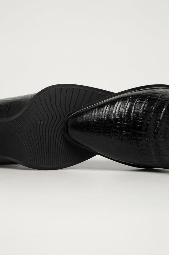 čierna Vagabond - Kožené topánky Chelsea Betsy