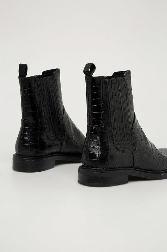 Vagabond - Kožené kotníkové boty Amina  Svršek: Přírodní kůže Vnitřek: Textilní materiál, Přírodní kůže Podrážka: Umělá hmota