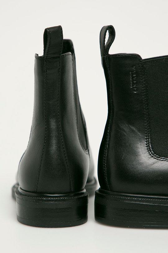 Vagabond - Kožené kotníkové boty Amina  Svršek: Přírodní kůže Vnitřek: Textilní materiál Podrážka: Umělá hmota
