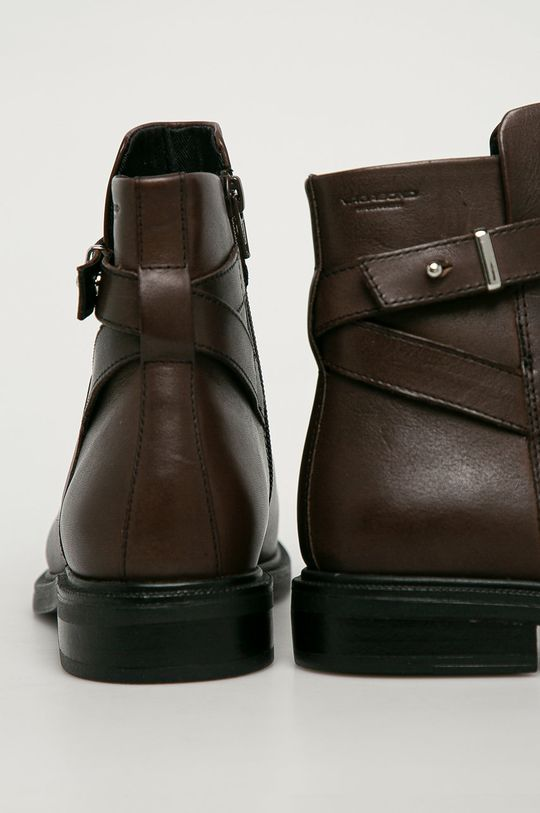 Vagabond - Kožené členkové topánky Amina  Zvršok: Prírodná koža Vnútro: Textil, Prírodná koža Podrážka: Syntetická látka