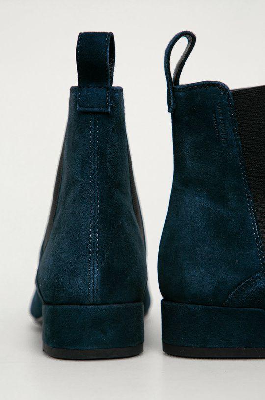 Vagabond - Kožené topánky Chelsea Joyce  Zvršok: Semišová koža Vnútro: Textil, Prírodná koža Podrážka: Syntetická látka