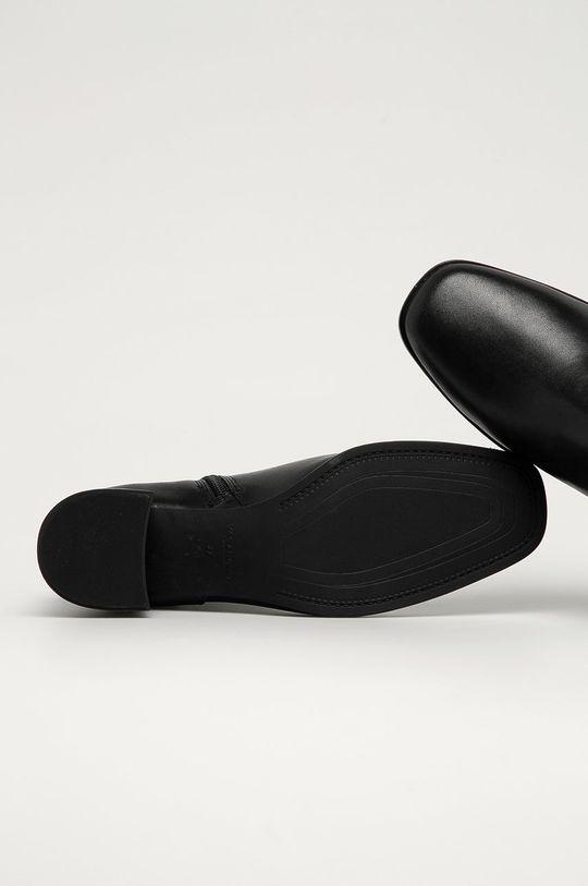 negru Vagabond - Cizme de piele Stina