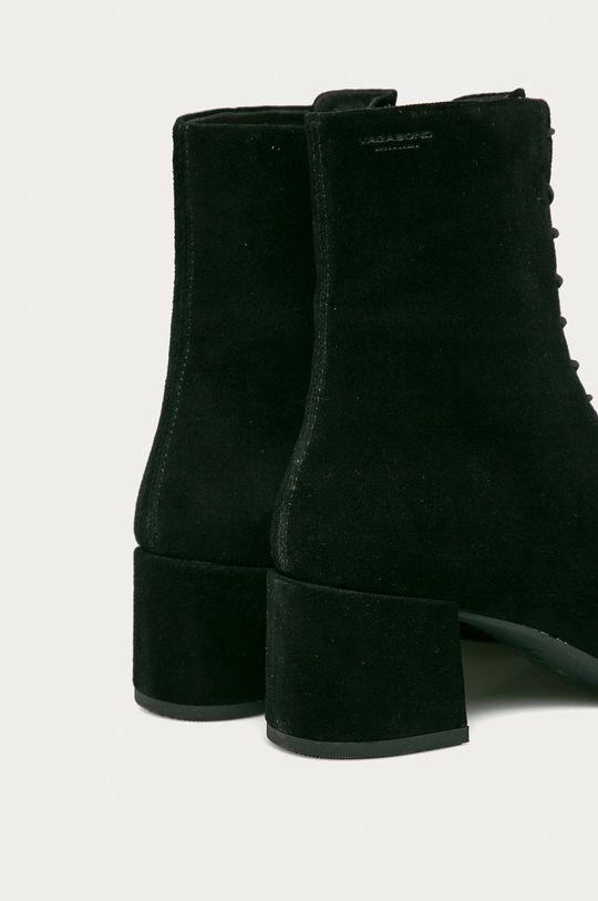 Vagabond - Kožené členkové topánky Stina  Zvršok: Semišová koža Vnútro: Textil, Prírodná koža Podrážka: Syntetická látka