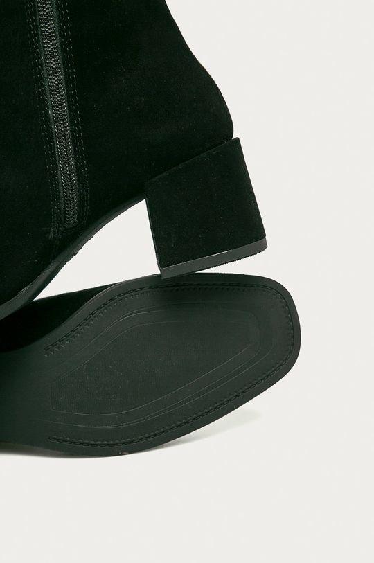 Vagabond - Kožené členkové topánky Stina Dámsky