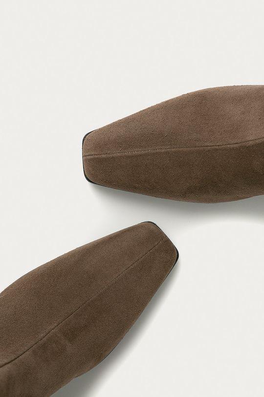 Vagabond - Semišové topánky Chelsea Gabi  Zvršok: Semišová koža Vnútro: Textil, Prírodná koža Podrážka: Syntetická látka