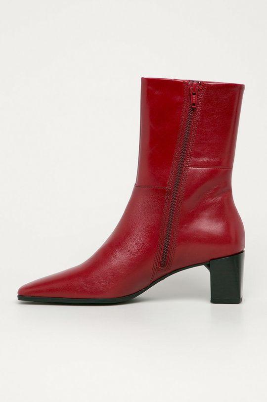 Vagabond - Kožené členkové topánky Gabi  Zvršok: Prírodná koža Vnútro: Textil, Prírodná koža Základná látka: Syntetická látka