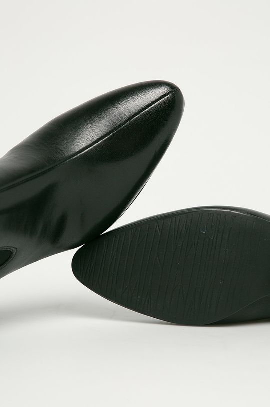 czarny Vagabond - Botki skórzane Olivia