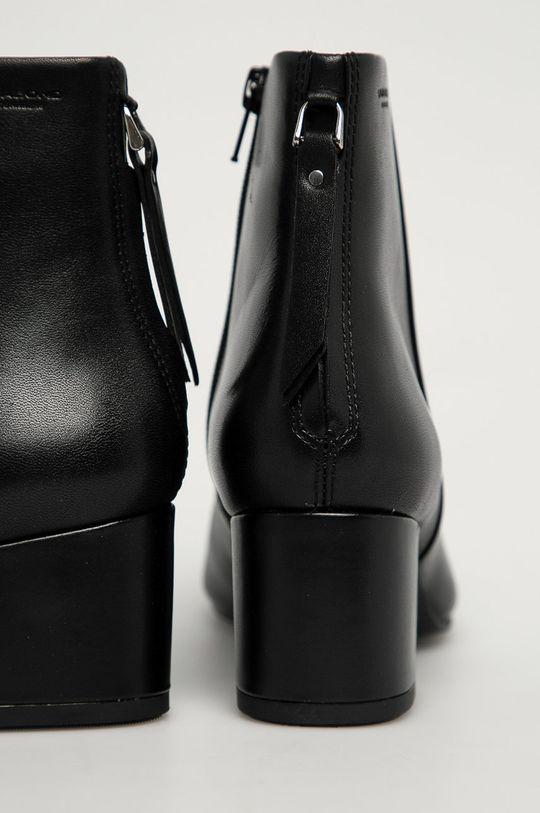 Vagabond - Kožené členkové topánky Mya  Zvršok: Prírodná koža Vnútro: Textil, Prírodná koža Podrážka: Syntetická látka