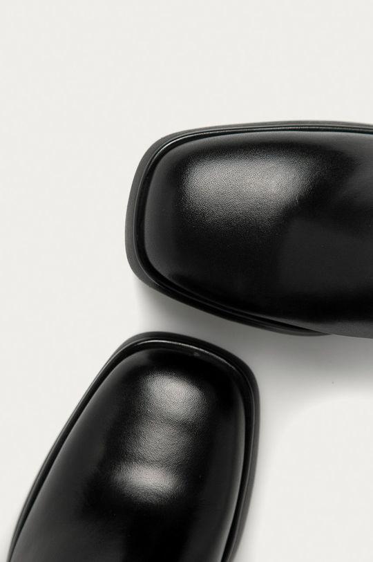 Vagabond - Kozaki Brooke Cholewka: Materiał syntetyczny, Skóra naturalna, Wnętrze: Materiał tekstylny, Skóra naturalna, Podeszwa: Materiał syntetyczny