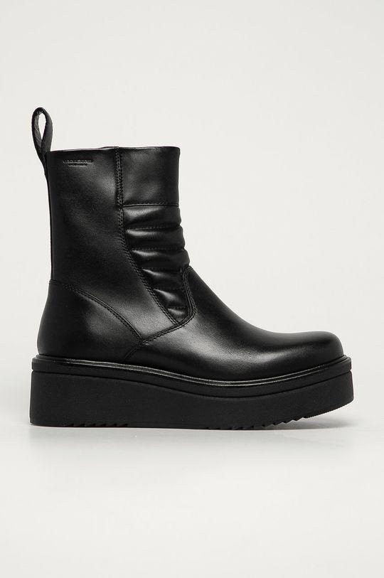 čierna Vagabond - Členkové topánky Tara Dámsky