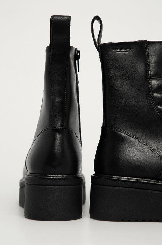 Vagabond - Členkové topánky Tara  Zvršok: Prírodná koža Vnútro: Textil, Prírodná koža Podrážka: Syntetická látka