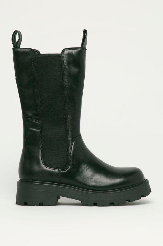 čierna Vagabond - Kožené topánky Chelsea Cosmo 2.0 Dámsky