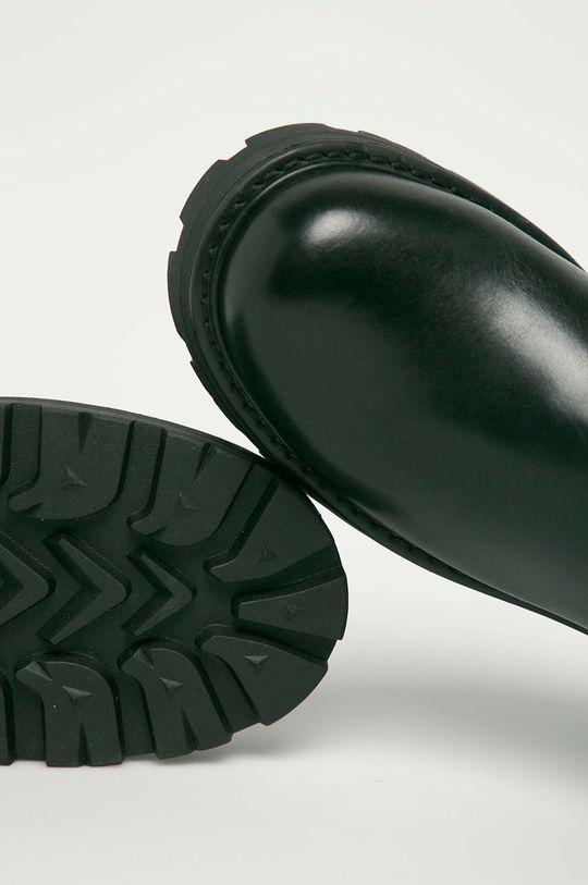 čierna Vagabond - Kožené topánky Chelsea Cosmo 2.0
