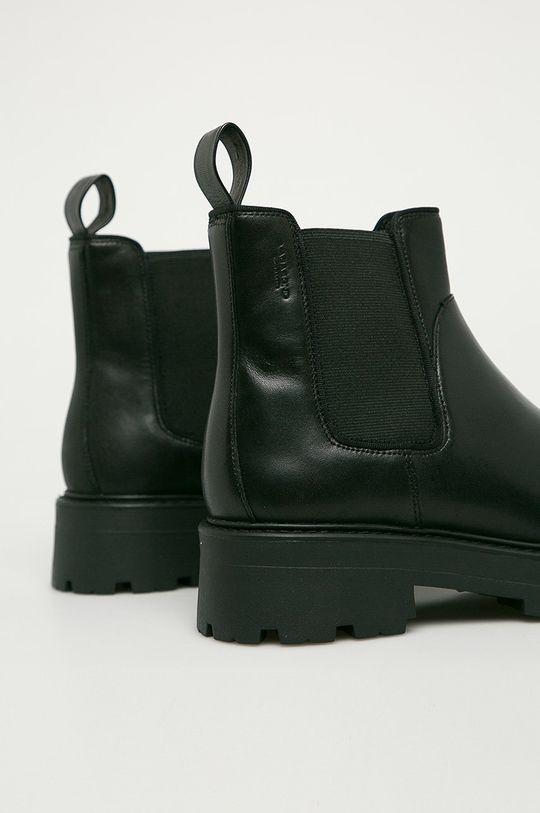 Vagabond - Kožené kotníkové boty Cosmo 2.0  Svršek: Přírodní kůže Vnitřek: Textilní materiál, Přírodní kůže Podrážka: Umělá hmota