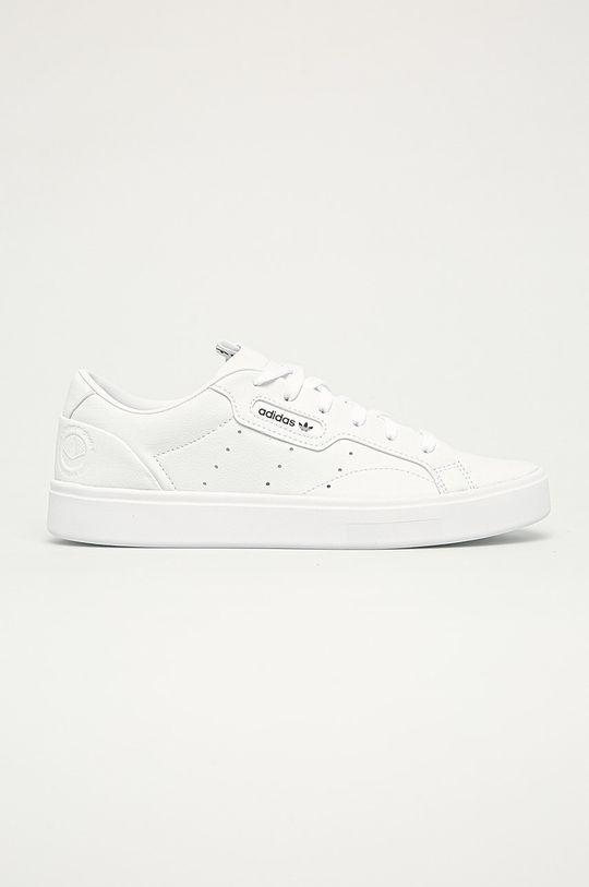 biela adidas Originals - Topánky Sleek Dámsky