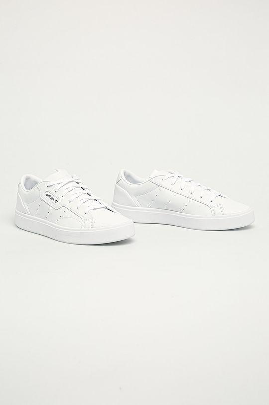 adidas Originals - Topánky Sleek biela