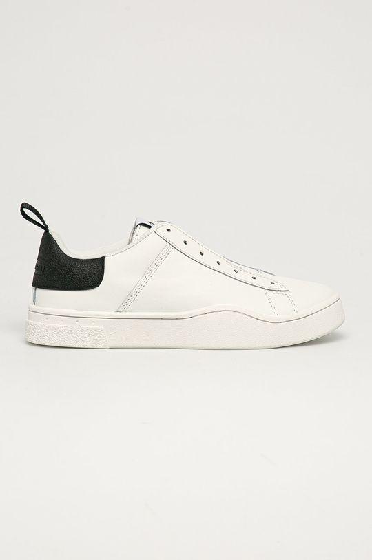 biela Diesel - Kožená obuv Dámsky