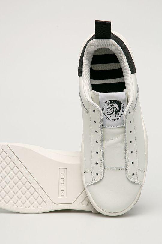 biela Diesel - Kožená obuv