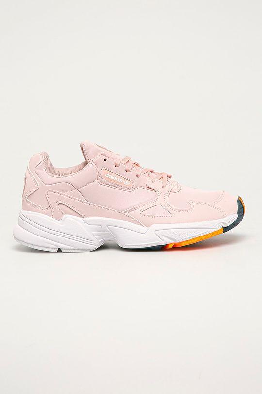 roz adidas Originals - Pantofi Falcon De femei