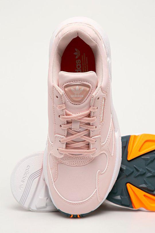 roz adidas Originals - Pantofi Falcon