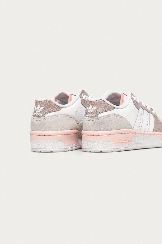 adidas Originals - Boty Rivalry Low  Svršek: Umělá hmota, Přírodní kůže Vnitřek: Textilní materiál Podrážka: Umělá hmota