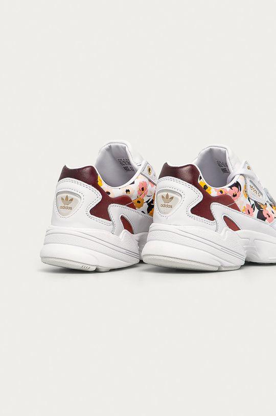 adidas Originals - Kožené boty Falcon  Svršek: Přírodní kůže, potahová kůže Vnitřek: Textilní materiál Podrážka: Umělá hmota