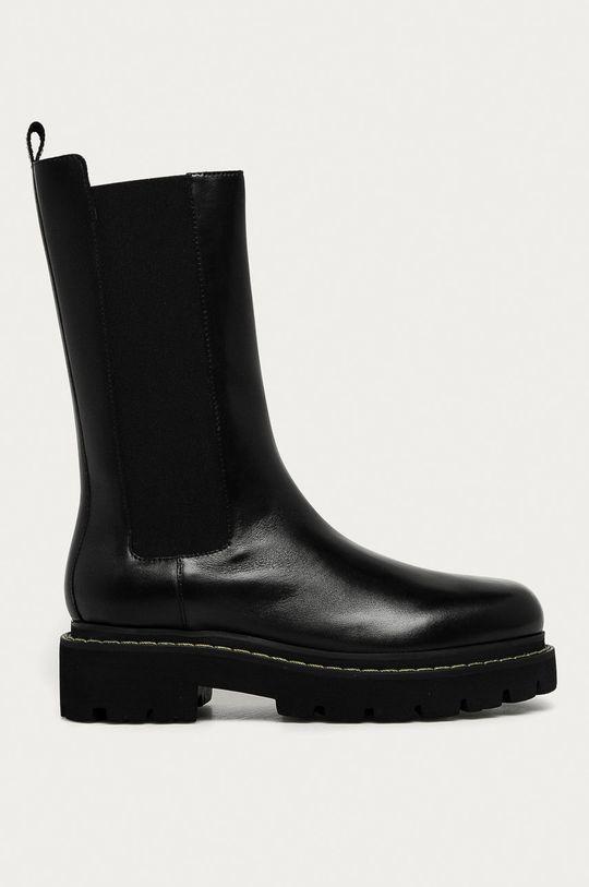 čierna Pinko - Topánky Chelsea Dámsky