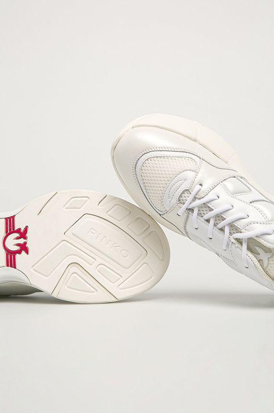biały Pinko - Buty