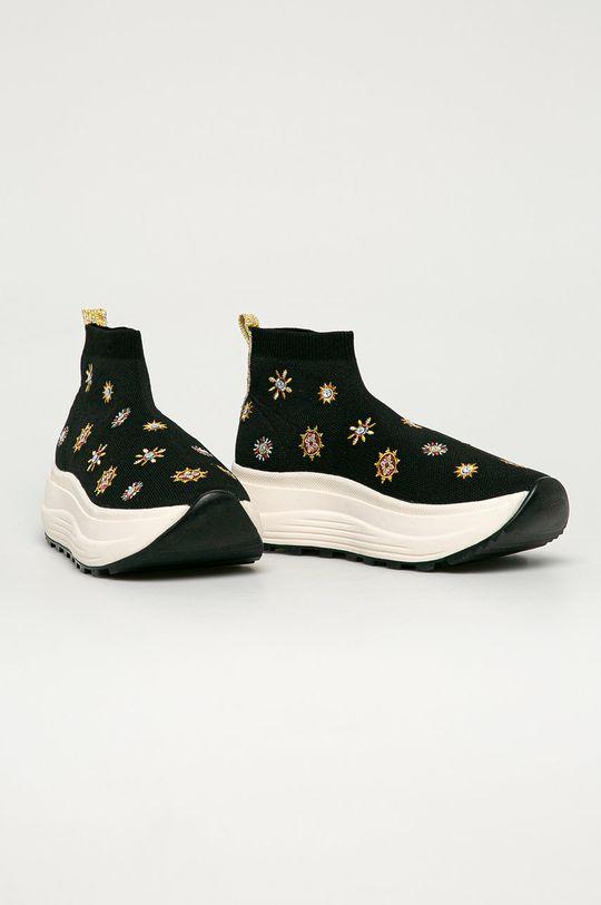 Desigual - Topánky čierna