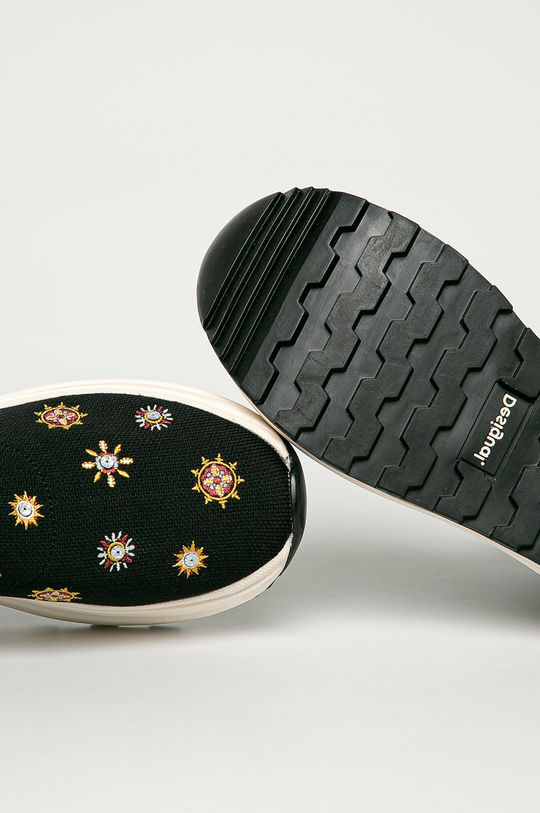 čierna Desigual - Topánky