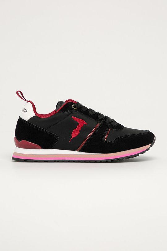 negru Trussardi Jeans - Pantofi De femei