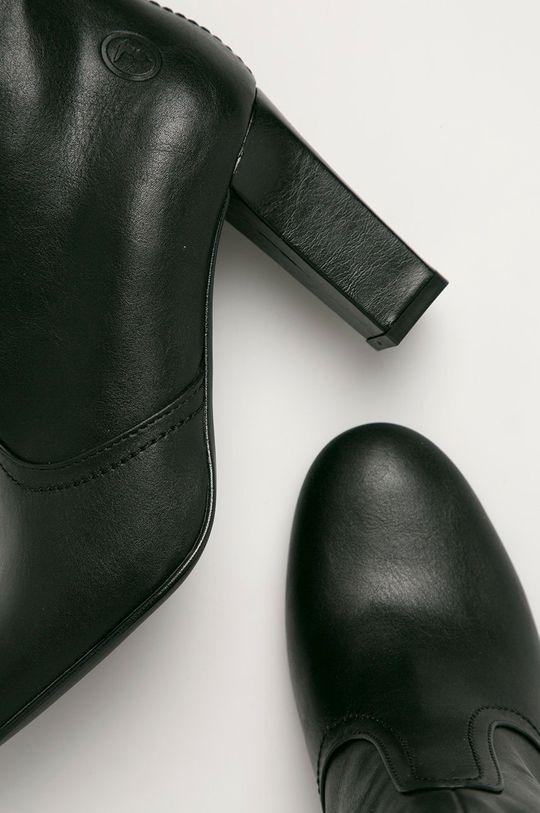 Trussardi Jeans - Kozačky  Svršek: Umělá hmota Vnitřek: Umělá hmota Podrážka: Umělá hmota