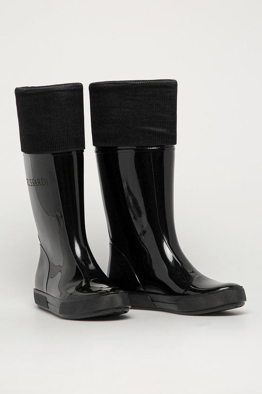 Trussardi Jeans - Cizme negru