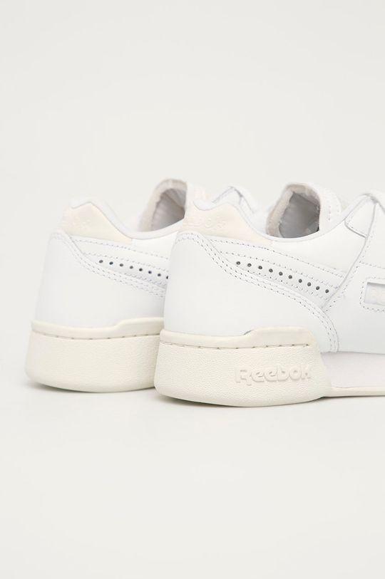 Reebok Classic - Kožené boty Workout Lo Plus  Přírodní kůže Vnitřek: Textilní materiál Podrážka: Umělá hmota