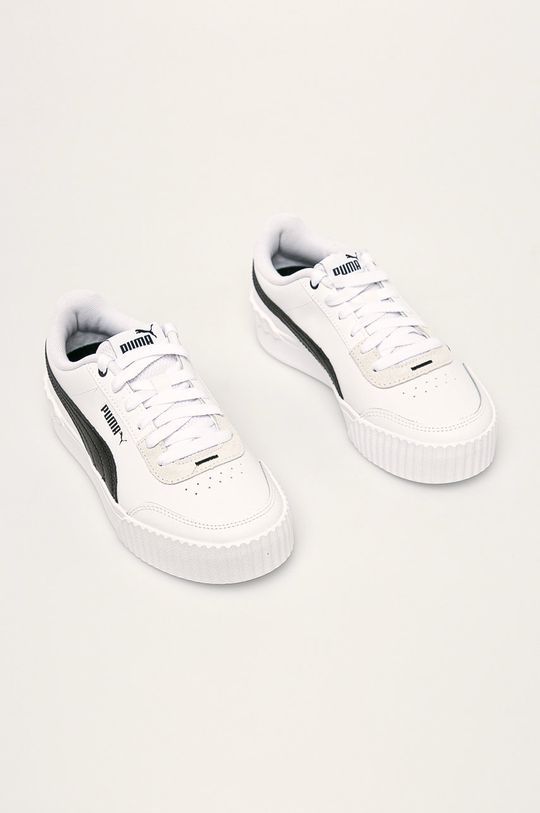 Puma - Topánky Carina Lift biela