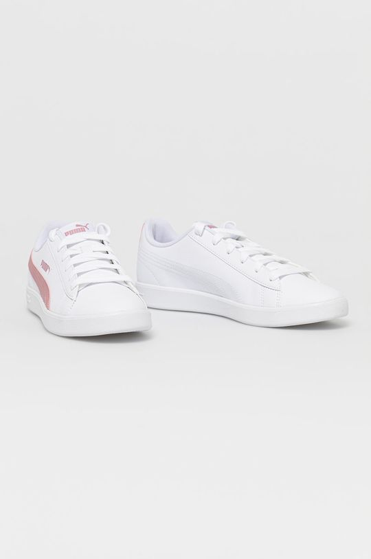 Puma - Topánky Up biela