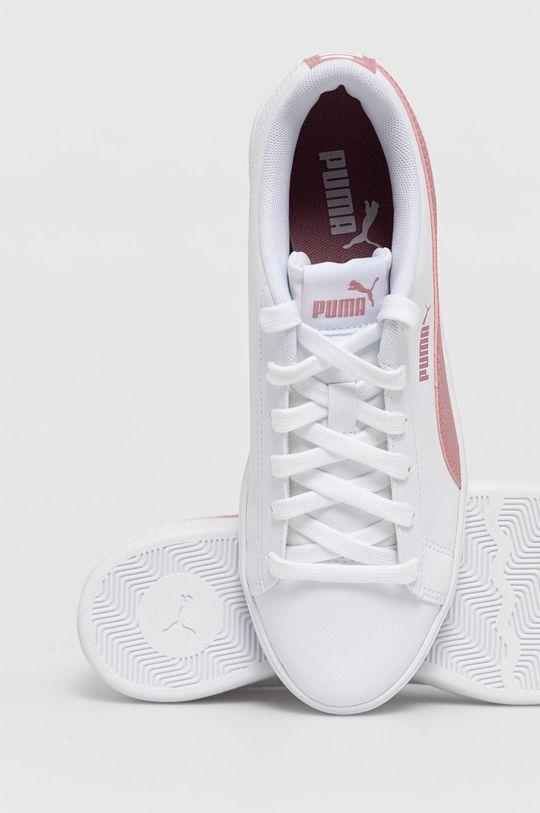 biela Puma - Topánky Up