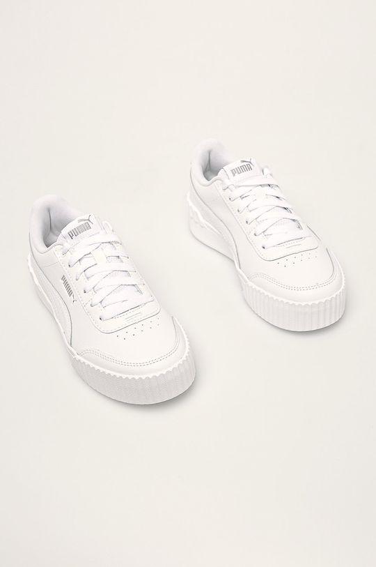 Puma - Buty Carina Lift biały
