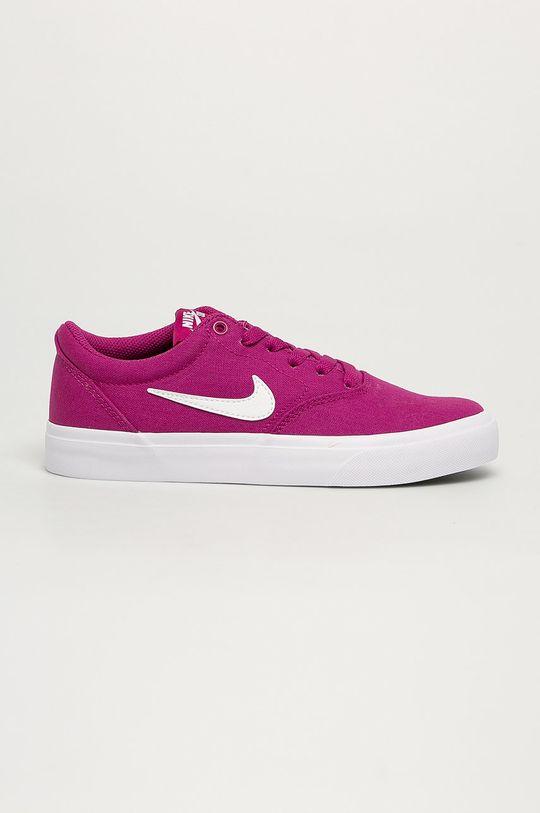 roz ascutit Nike Sportswear - Pantofi WMNS SB Charge CNVS De femei