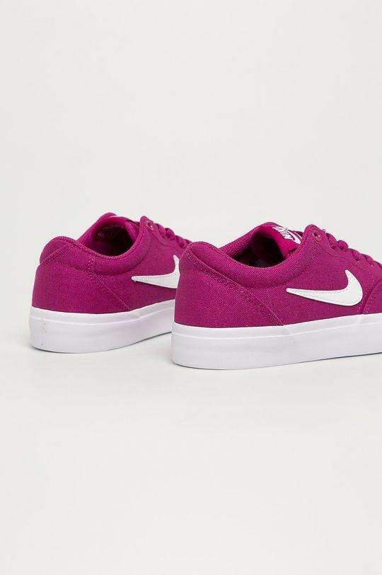 Nike Sportswear - Pantofi WMNS SB Charge CNVS  Gamba: Material textil Interiorul: Material textil Talpa: Material sintetic