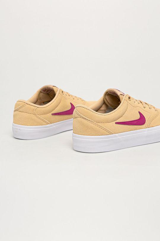 Nike Sportswear - Ghete de piele SB Charge Suede  Gamba: Piele intoarsa Interiorul: Material textil Talpa: Material sintetic