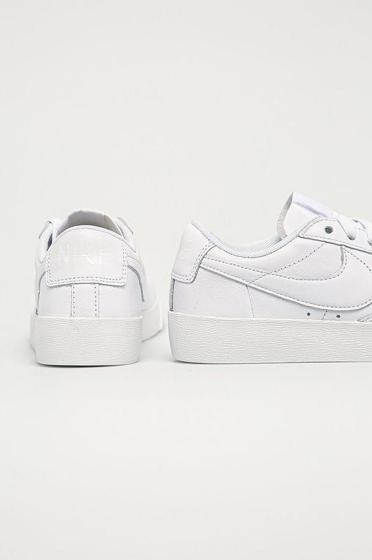 Nike Sportswear - Buty skórzane Blazer Low LE Cholewka: Skóra naturalna, Wnętrze: Materiał tekstylny, Podeszwa: Materiał syntetyczny