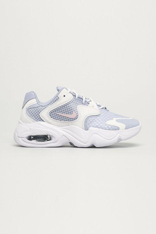 biały Nike Sportswear - Buty Air Max 2X Damski