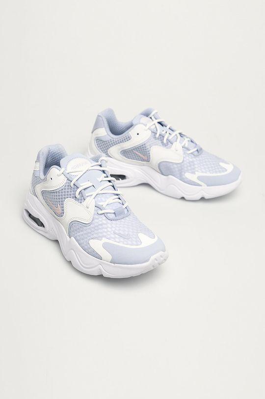 Nike Sportswear - Buty Air Max 2X biały