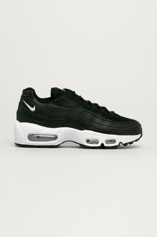černá Nike Sportswear - Boty Air Max 95 Dámský